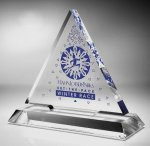 Triangle Acrylic Award Achievement Awards