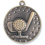 Golf Medal Bronze Golf Awards