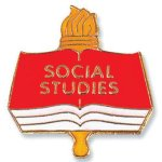 Social Studies Lapel Pin Lapel Pins