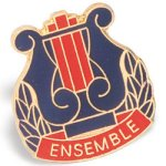 Ensemble Lapel Pin Lapel Pins