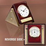 Reversible Clock Thermometer Secretary Gift Awards